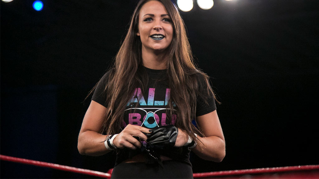 10 Questions With    Tenille Dashwood | ROH Wrestling
