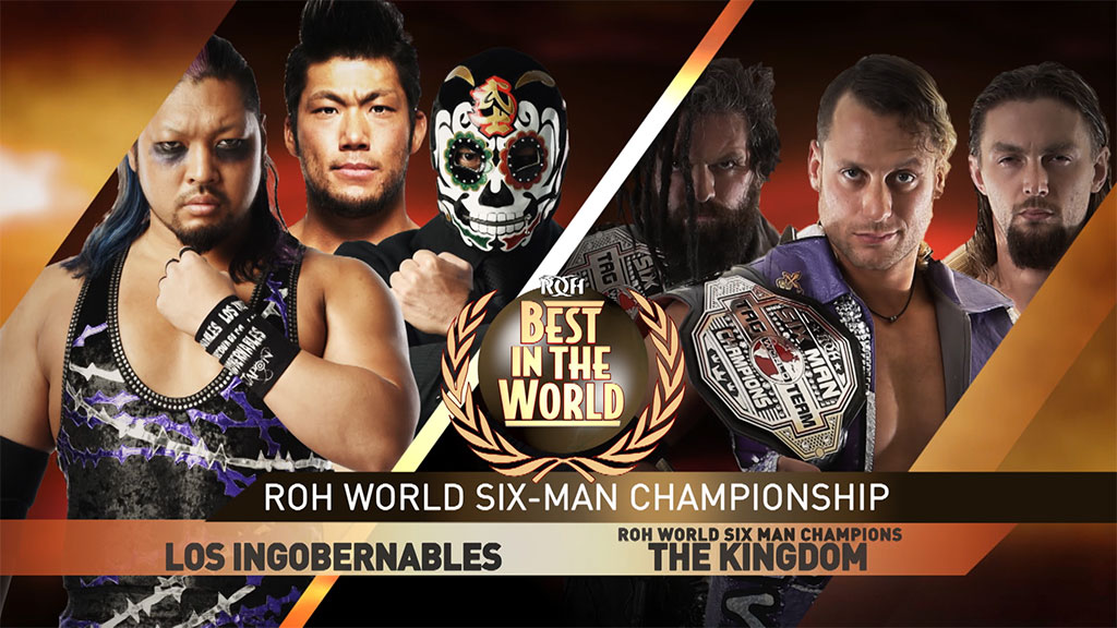 Roh Best In The World 2020 6/29/18   Best In The World   Baltimore, MD | ROH Wrestling