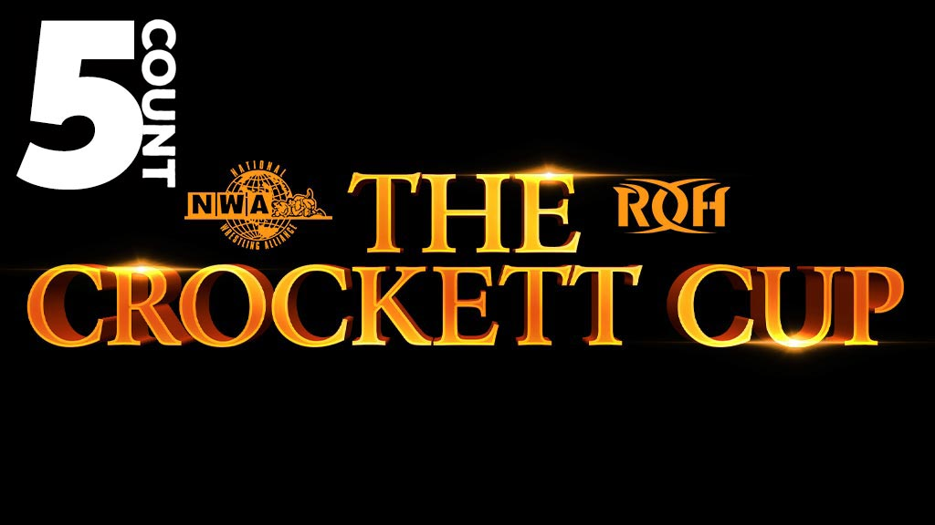 ROH 5 Count: Reasons To Be Excited About Crockett Cup | ROH