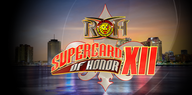 04/07/18 - Supercard of Honor XII - New Orleans, LA