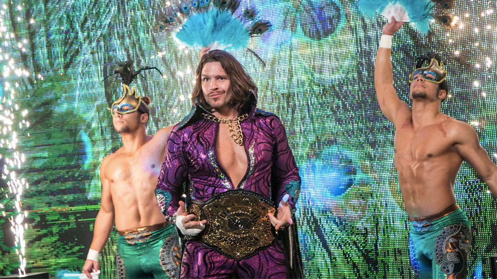ROH World Champion Dalton Castle Can Make Statement At Best In The World |  ROH Wrestling