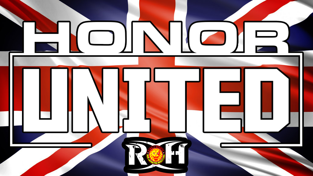 Watch ROH Honor United 2019 London 10/25/19