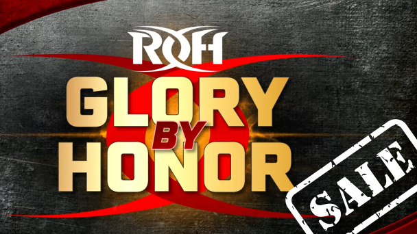 ROH Announces Ticket Information For Glory By Honor Shows In Philadelphia