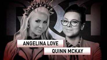 ROH TV Preview: Quinn McKay Makes ROH In-Ring Debut Against Angelina Love In Highly Anticipated Showdown