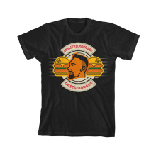 CHEESEBURGER BELIEVE IN BURGER T-SHIRT